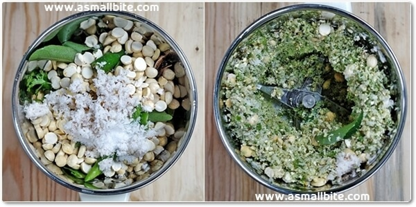 Green Coconut Chutney Recipe Steps3