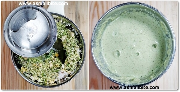 Green Coconut Chutney Recipe Steps4