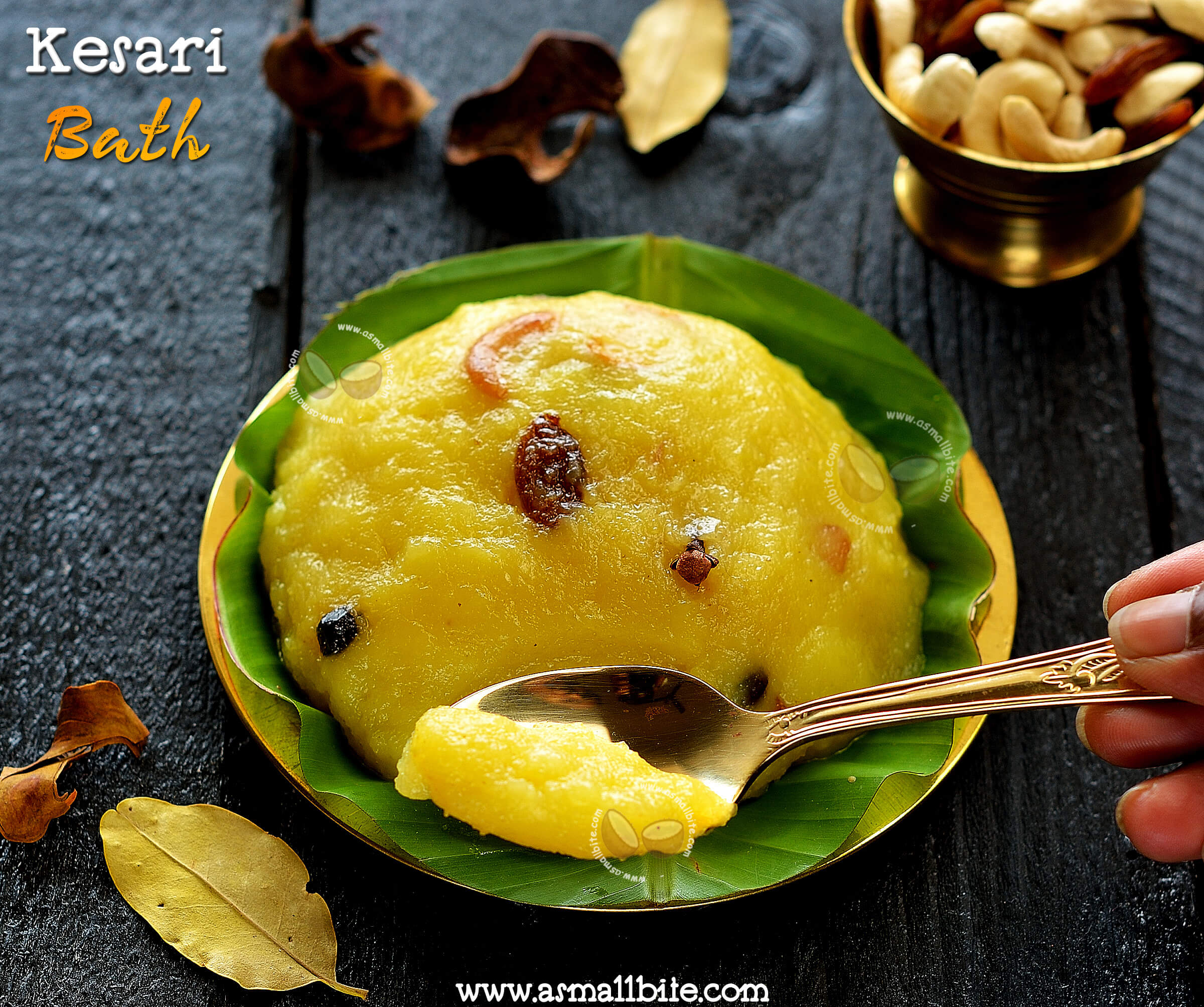 Kesari Bath Recipe