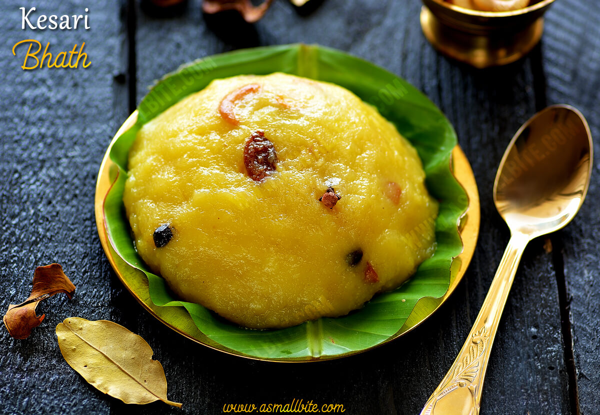 Kesari Bhaat Recipe
