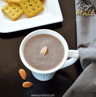 Ragi Malt Recipe 1