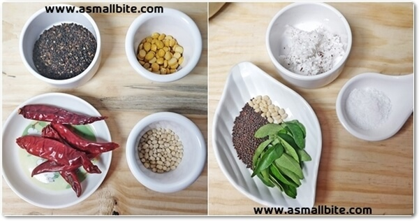 Sesame Rice Recipe Steps1