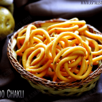 Potato Murukku Recipe | Aloo Chakli Recipe