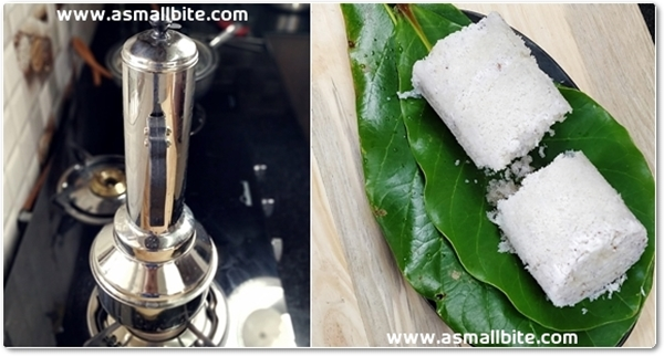 How to make kerala Puttu Recipe Steps5