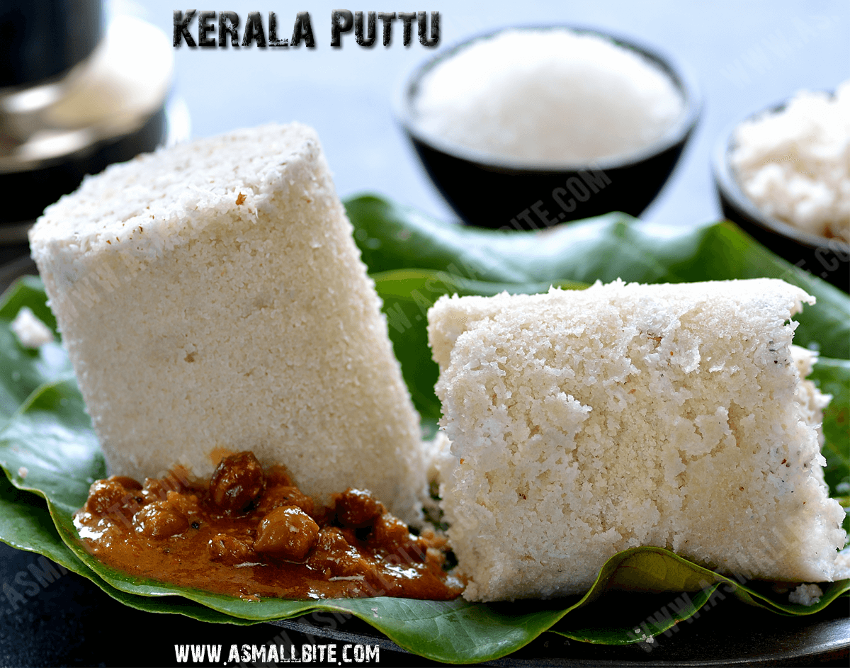How to make kerala puttu