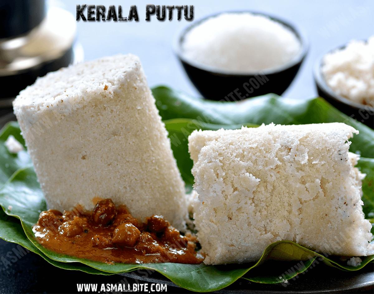 How to make kerala puttu