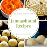 Sree Krishna Jayanthi Recipes | Janmashtami Recipes