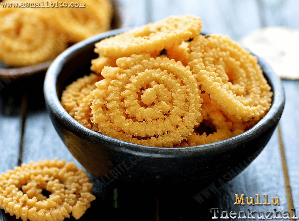 Mullu Thenkuzhal Recipe