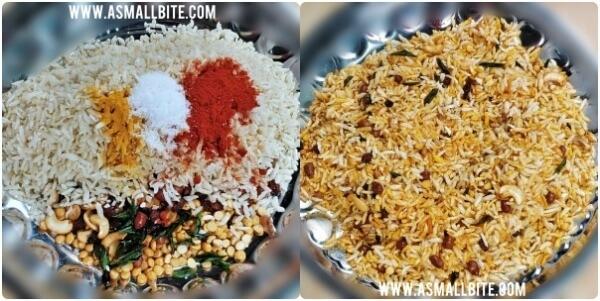 Poha Ka Chivda Recipe Steps6