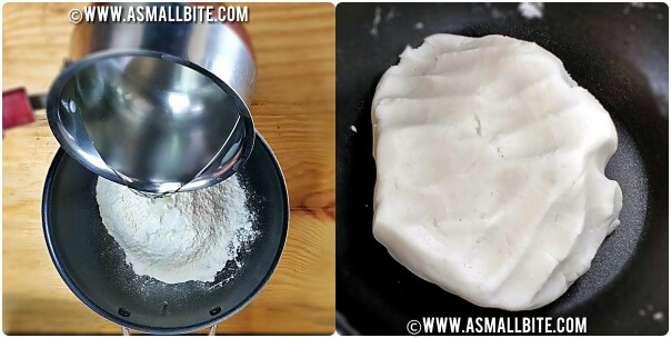 Steamed Modak Recipe Steps5