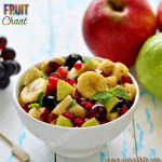 Fruit Chaat Recipe | How to make Fruit Chaat