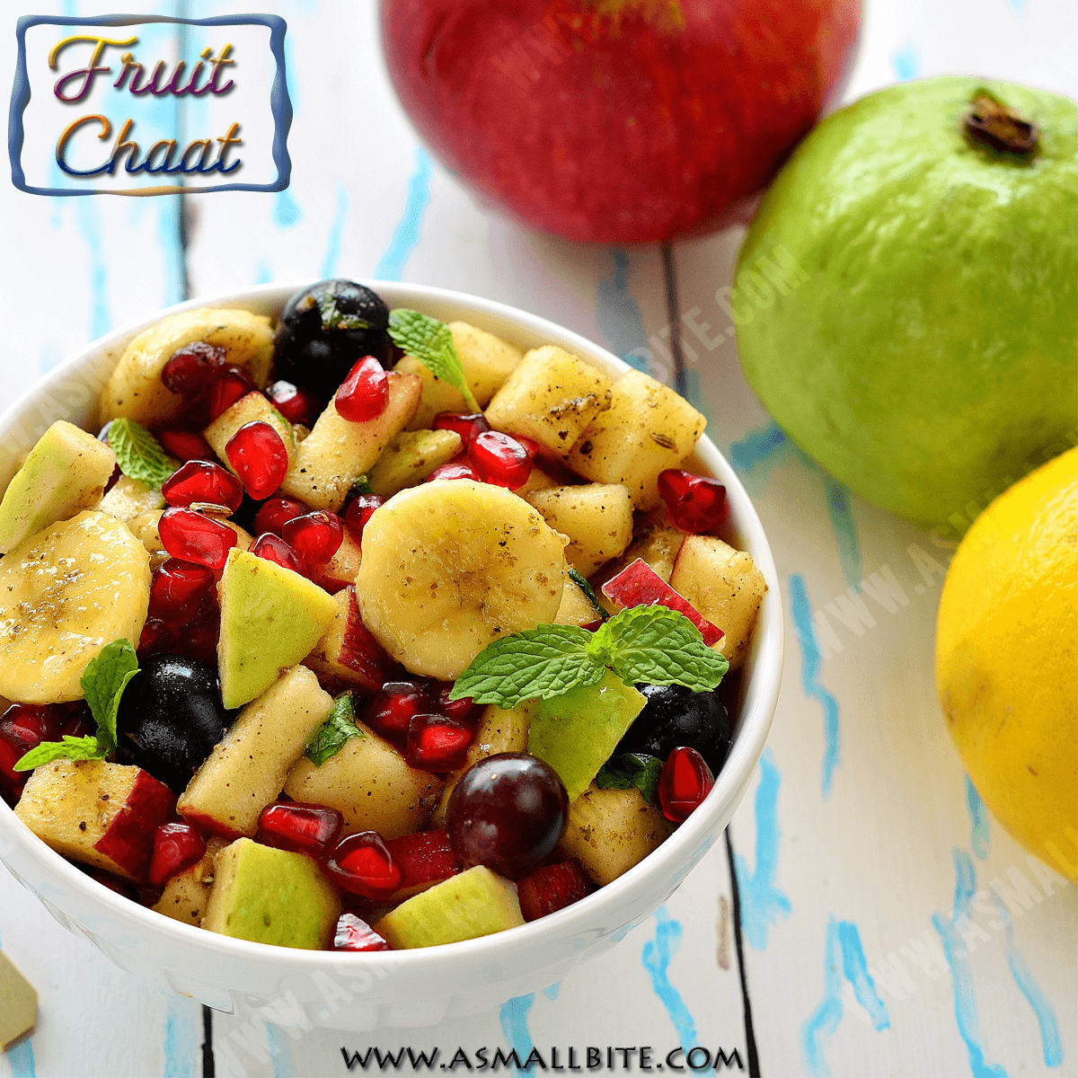 How to make Fruit Chaat
