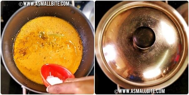 How to make makhane sabji Steps7