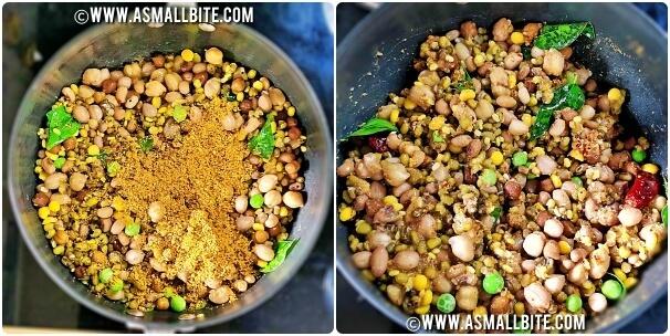 Legumes Salad Steps8