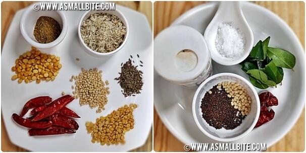 Mixed sundal recipe Steps2