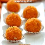 Motichur Ladoo Recipe