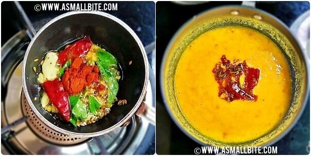 Tomato Dal Recipe Steps5