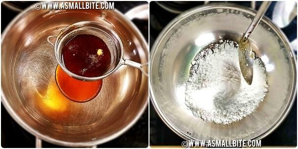 Athirasam Recipe Steps3