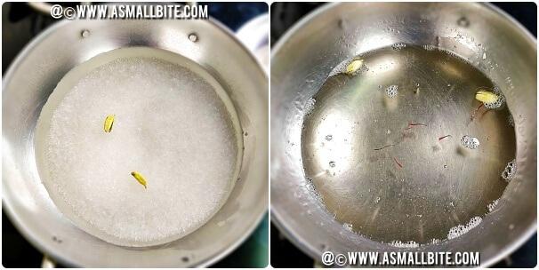 Balushahi Recipe Step1