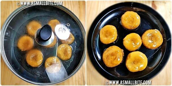Balushahi Sweet Recipe Steps9