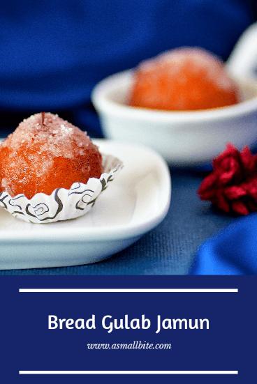 Dry Jamun Easy Diwali Sweets