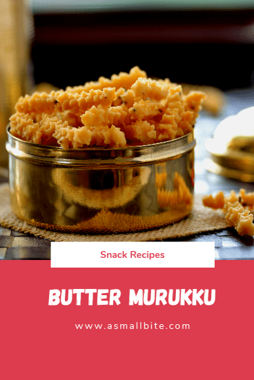 Butter Chakli Diwali Namkeen Recipes