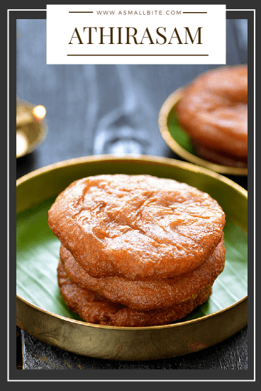 Chettinad Adhirasam Diwali Sweet Recipes