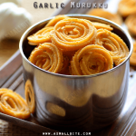 Garlic Murukku Recipe | Poondu Murukku Recipe