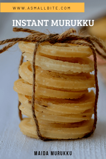 Maida Murukku