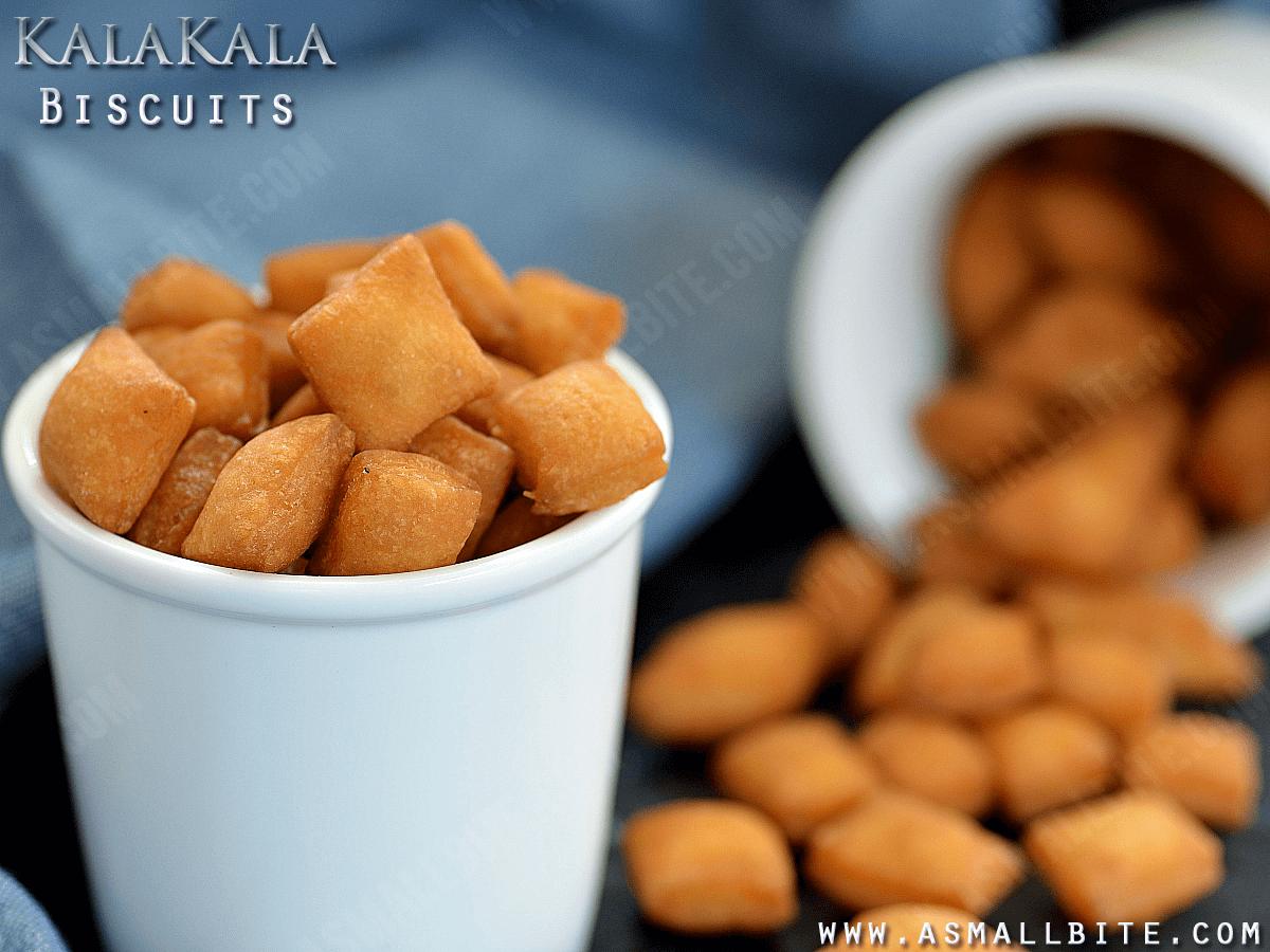 Kalakala Biscuits Recipe