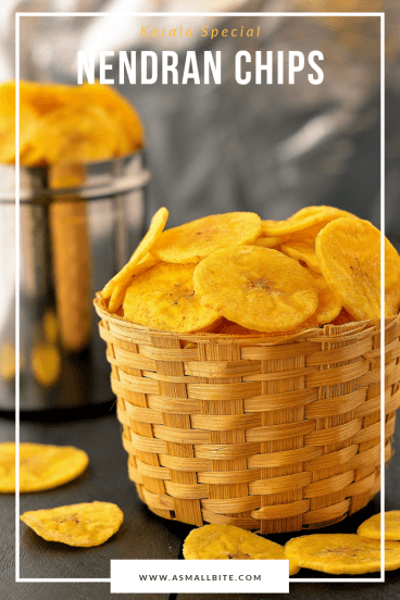 Nendra Chips Recipe