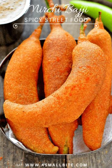Mirchi Bajji Recipe