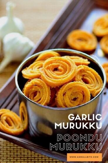 Garlic Chakli