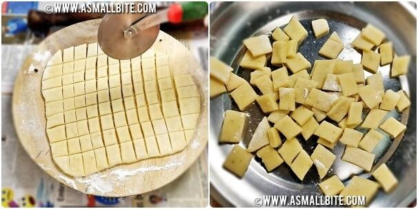 Shakarpara Recipe Step5