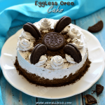Oreo Cake Recipe | Eggless Oreo Biscuit Cake Recipe