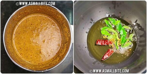 Karaikudi Vendaya Kulambu Recipe Steps5