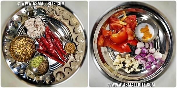 Vendaya Kuzhambu Recipe Steps1