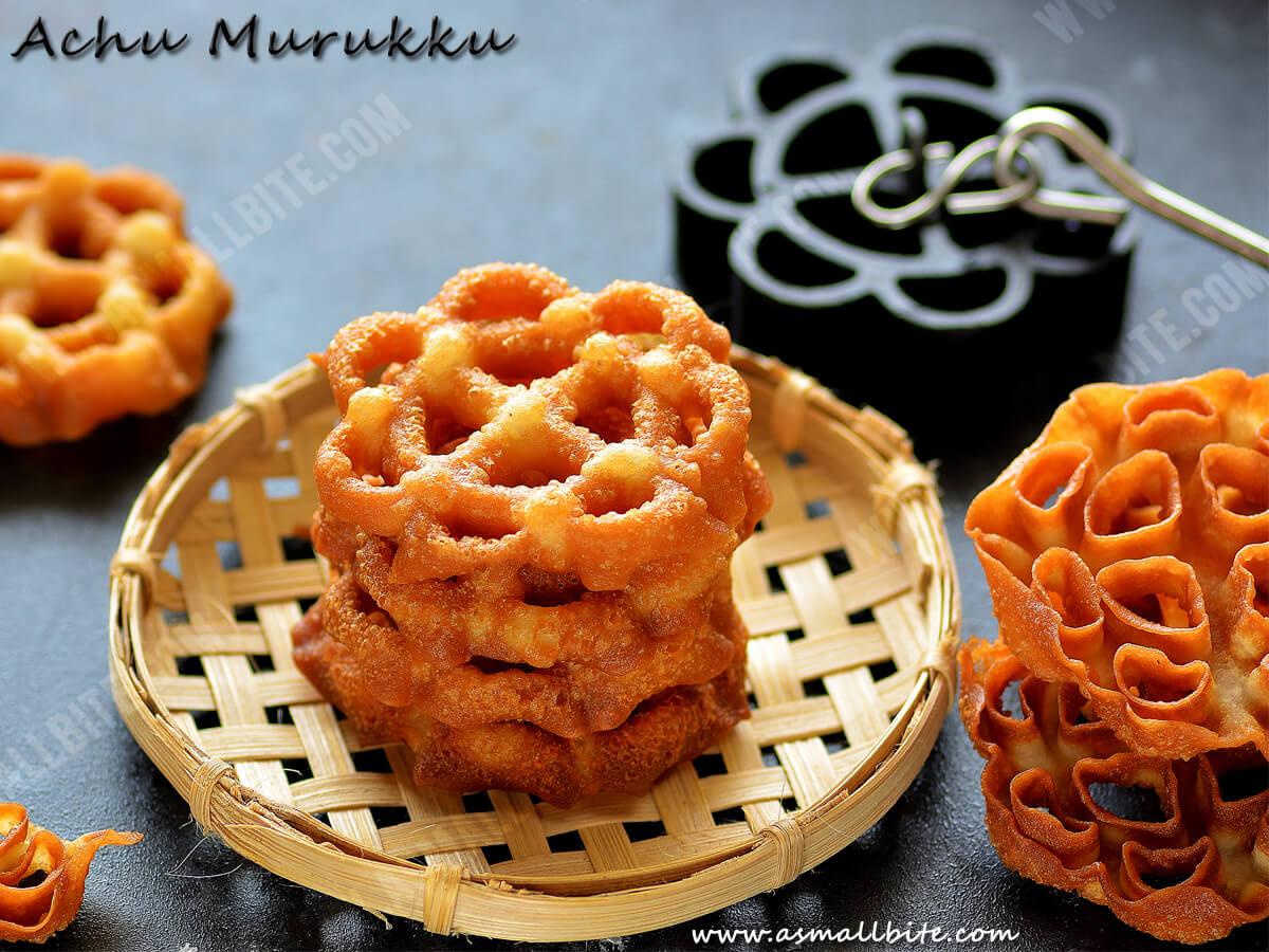 Achu Murukku Recipe