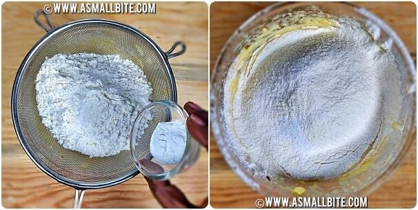 Eggless Tea Cake Recipe Steps4