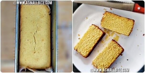 Eggless butter cake recipe sri lanka Steps7
