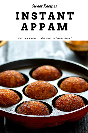 Instant Nei Appam Recipe