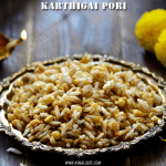 Karthigai Pori Recipe | Nel Pori Recipe