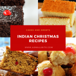 Christmas Recipes Indian | New Year's Recipes
