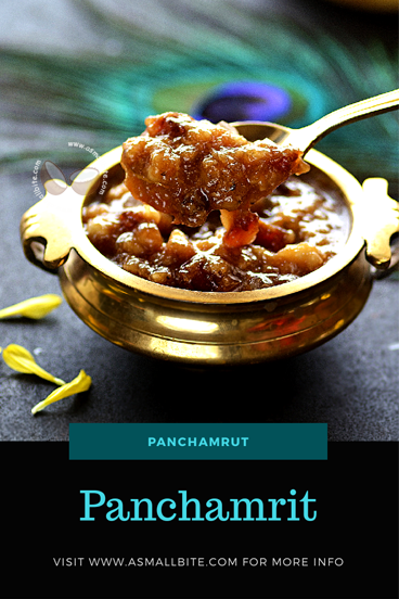 Panchamrit Recipe