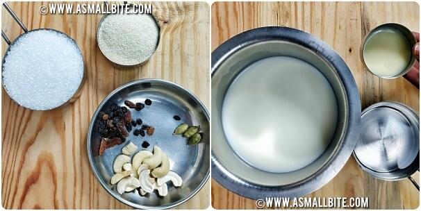 Rava Kheer Recipe Steps1