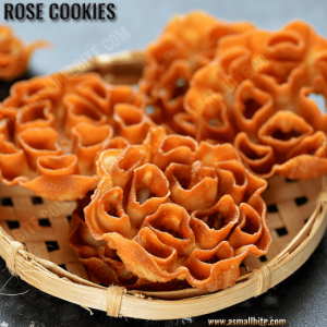 Rose Cookies Recipe