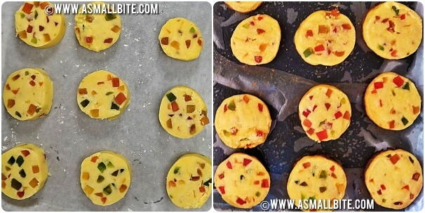 Tutti Frutti Cookies Recipe Steps7