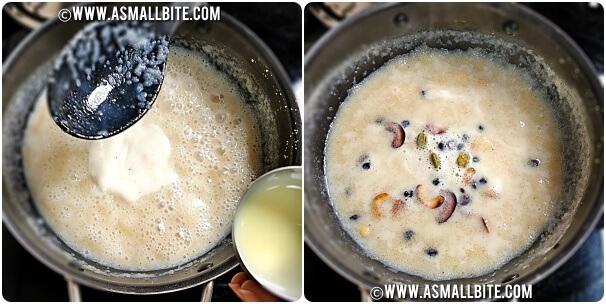Wheat Rava Payasam Recipe-Steps7