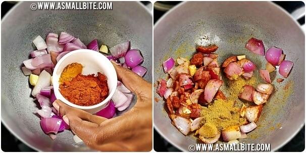 Chole Masala Recipe Steps3