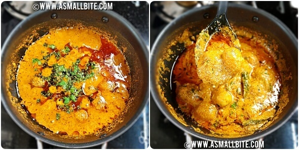 Dum Aloo Curry Recipe Steps8
